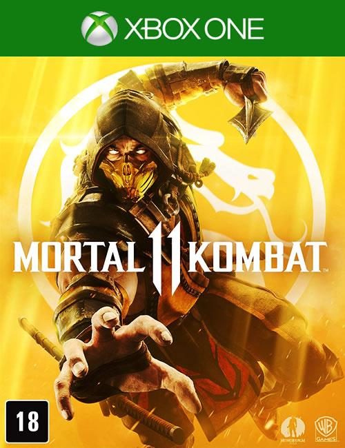 Mortal Kombat 11 Xbox One Midia Digital
