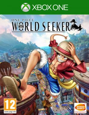 One Piece World Seeker – Xbox One Mídia Digital
