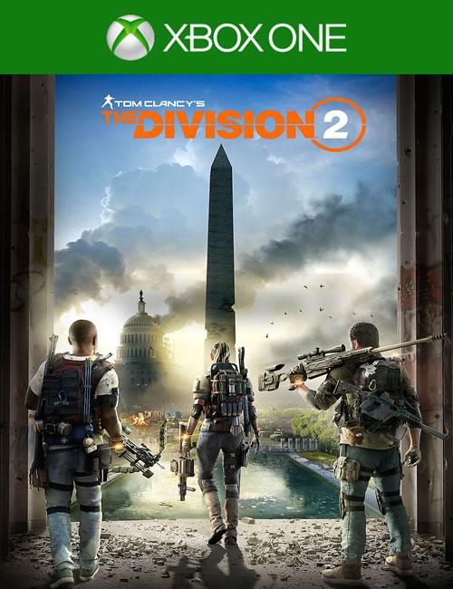 Tom Clancys The Division 2 Xbox One Mídia Digital