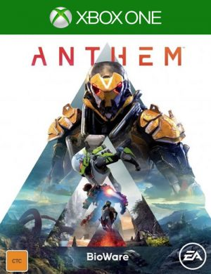 Anthem – Xbox One Mídia Digital