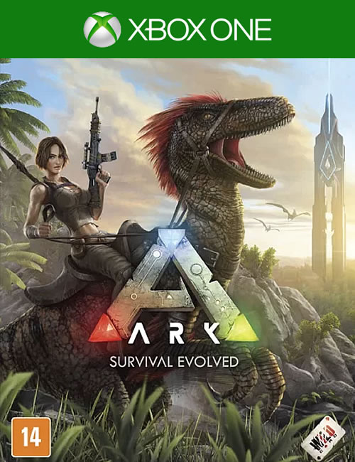 Ark Survival Evolved Xox One Mídia Digital