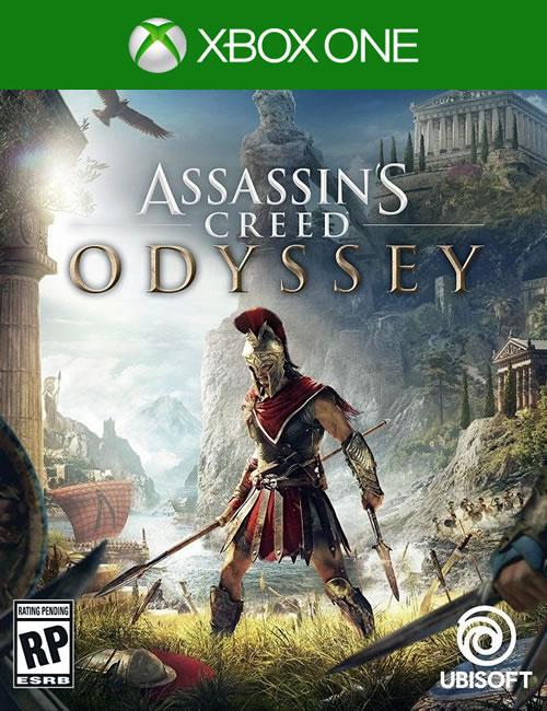 Assassin Creed Odyssey Xbox One Mídia Digital