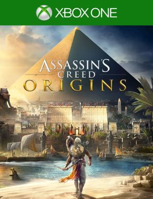 Assassins Creed Origins – Xbox One Mídia Digital