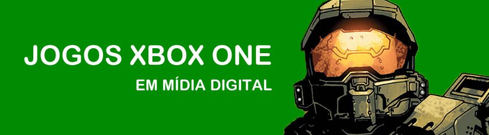 jogos xbox one em mídia digital