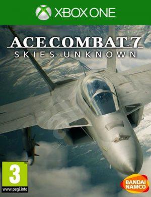 Ace Combat 7 Xbox One Mídia Digital