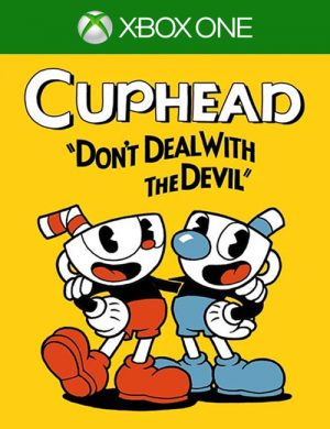 Cuphead Xbox One Mídia Digital