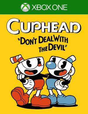 Cuphead Xbox One Mídia Digital