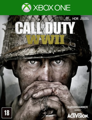 Call of Duty WW2 Xbox One Mídia Digital