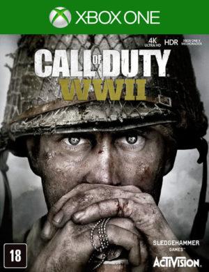 Call of Duty WW2 Xbox One Mídia Digital