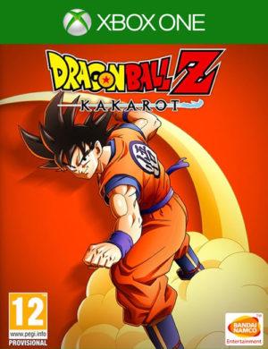 Dragon Ball z Kakarot Xbox One Mídia Digital