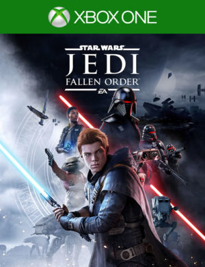 Star Wars Jedi Fallen Order Xbox One Mídia Digital