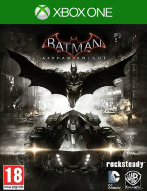 Batman Arkham Knight Xbox One Mídia Digital