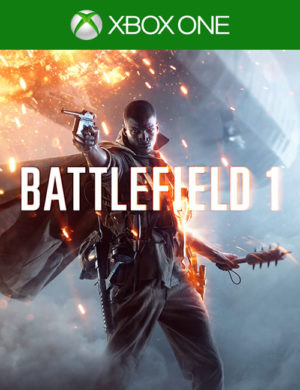 Battlefield 1 Xbox One Mídia Digital