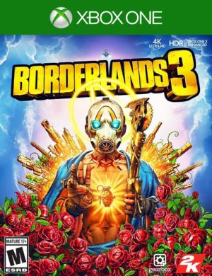 Borderlands 3 Xbox One Mídia Digital