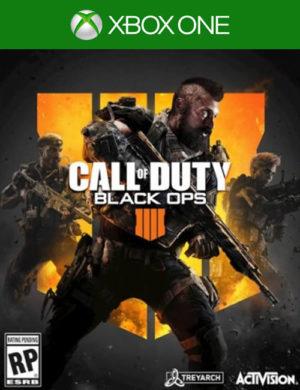 Call of Duty Black OPS 4 Xbox One Mídia Digital