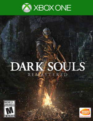 Dark Souls Remastered Xbox One Mídia Digital