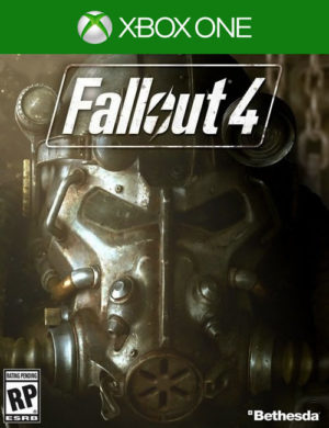 Fallout 4 Xbox One Mídia Digital