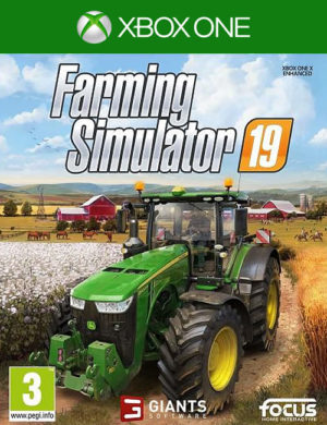 Farming Simulator 2019 Xbox One Mídia Digital