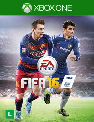 Fifa 16 Xbox One Mídia Digital