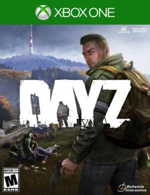 Dayz Xbox One Mídia Digital