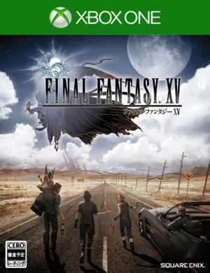 Final Fantasy XV Xbox One Mídia Digital