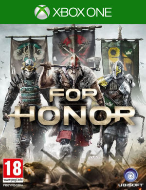 For Honor Xbox One Mídia Digital