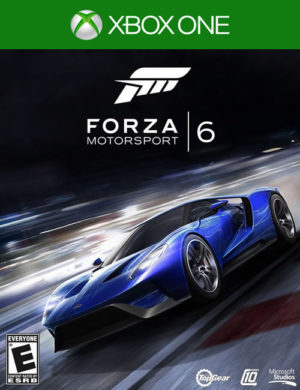 Forza 6 Xbox One Mídia Digital
