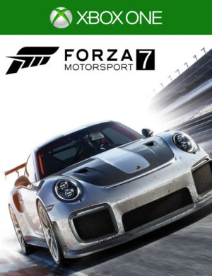 Forza 7 Xbox One Mídia Digital