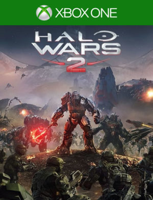 Halo Wars 2 Xbox One Mídia Digital