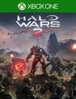 Halo Wars 2 Xbox One Mídia Digital