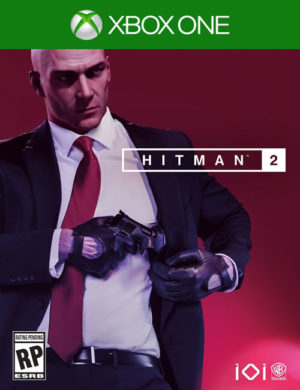 HITMAN 2 Xbox One Mídia Digital