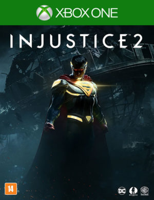 Injustice 2 Xbox One Mídia Digital