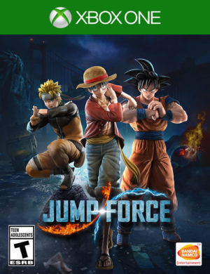Jump Force Xbox One Mídia Digital