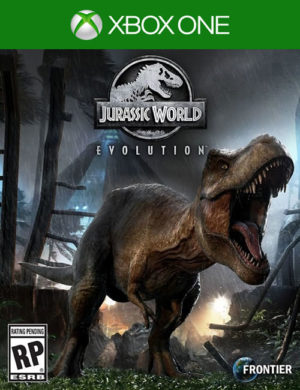 Jurassic World Evolution Xbox One Mídia Digital