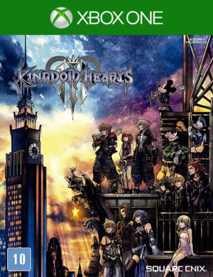 Kingdom Hearts 3 Xbox One Mídia Digital
