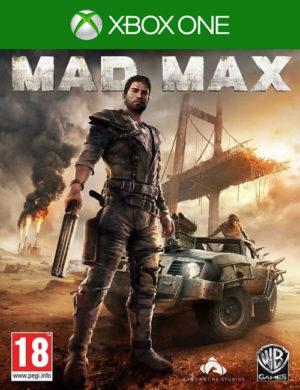 Mad Max Xbox One Mídia Digital