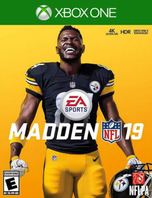 Madden NFL 19 Xbox One Mídia Digital