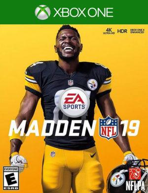 Madden NFL 19 Xbox One Mídia Digital