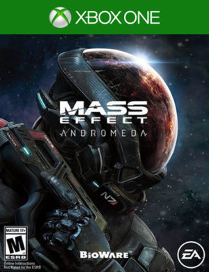 Mass Effect Andromeda Xbox One Mídia Digital