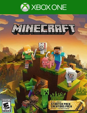 Minecraft Master Collection Xbox One Mídia Digital