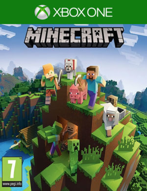 Minecraft Xbox One Mídia Digital