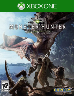Monster Hunter World Xbox One Mídia Digital