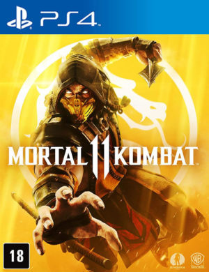 Mortal Kombat 11 PS4 Mídia Digital