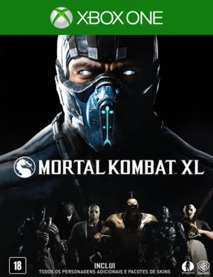 Mortal Kombat XL Xbox One Mídia Digital