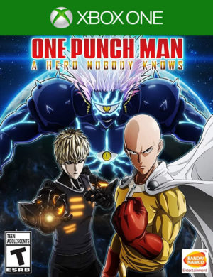 One Punch Man Xbox One Mídia Digital