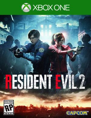 Resident Evil 2 Xbox One Mídia Digital
