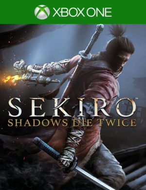 Sekiro Shadows Die Twice Xbox One Mídia Digital