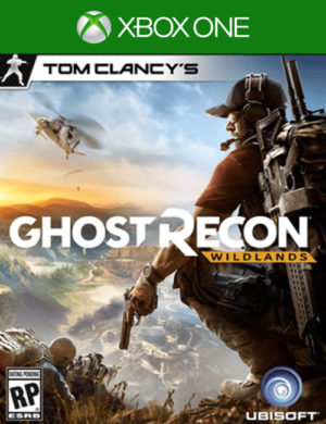Tom Clancy's Ghost Recon Wildlands Xbox One Mídia Digital