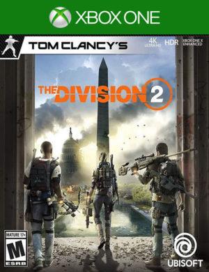 Tom Clancy's The Division 2 Xbox One Mídia Digital