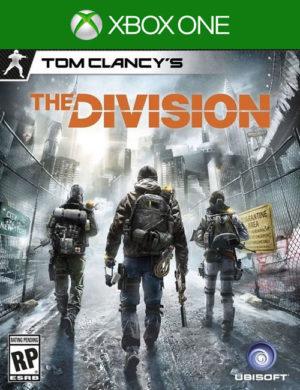 Tom Clancy's The Division Xbox One Mídia Digital